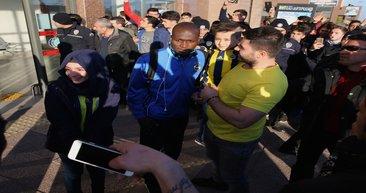 Gaziantepspor Fenerbahçe maçından kareler