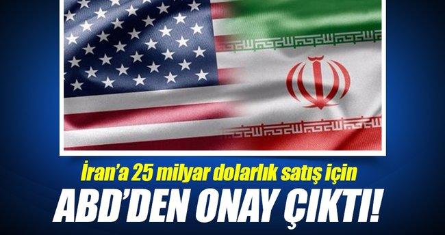 ABD, Airbus'ın İran'a uçak satışına onay verdi!
