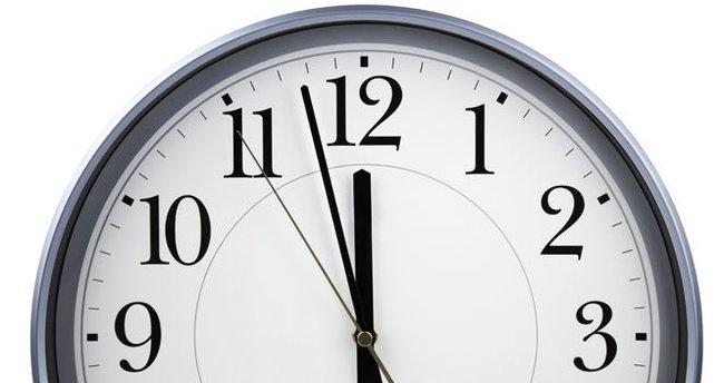 Şuan saat kaç oldu? İşte doğru Türkiye saati - İstanbul, Ankara, İzmir ve Tüm Türkiye için...