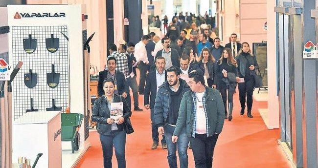 Yapı sektörü İzmİr'de Fuar İzmir'de