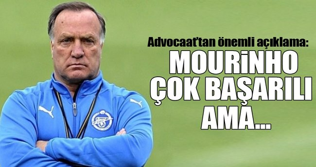 Mourinho sihirbaz değil
