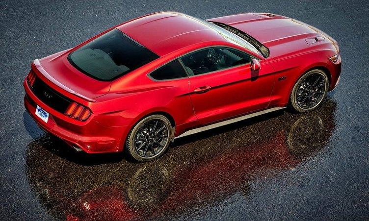 Küçük hacimli Mustang tanıtıldı