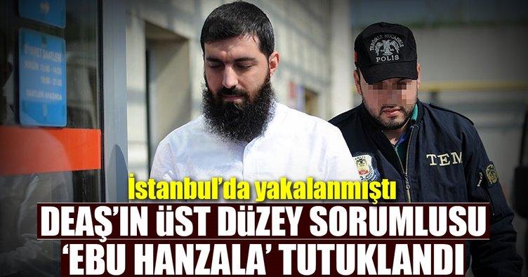DEAŞ'ın üst düzey yöneticisi Halis Bayancuk tutuklandı