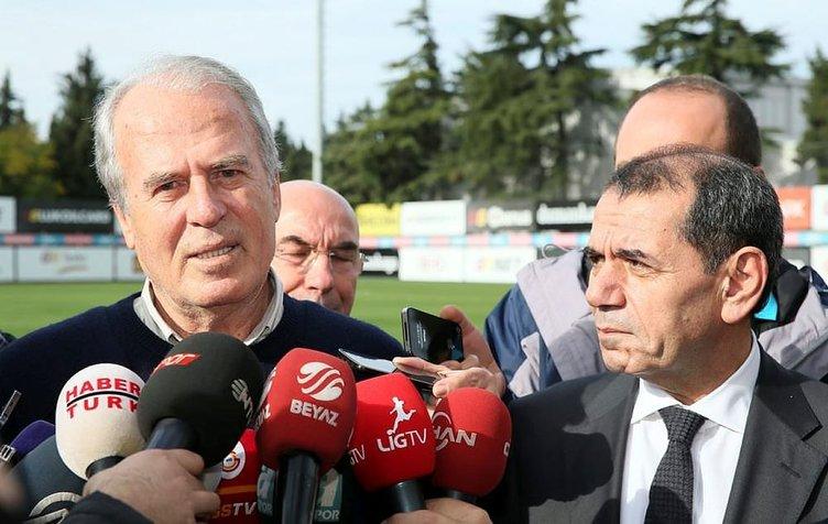 Mustafa Denizli'nin ilk transferi
