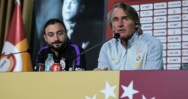 Riekerink açıkladı! Sneijder gidecek mi?