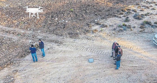 İzmir ormanlarında 'dron'lar işbaşında