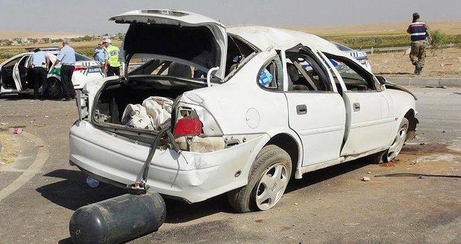 Şanlıurfa'da kaza: 2 ölü, 2 yaralı