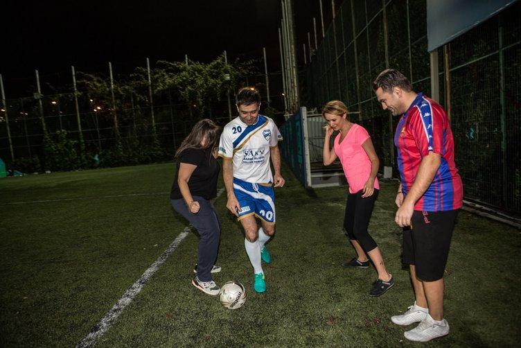 Cansel Elçin: 'Futbola Sakıp Sabancı'nın bir cümlesiyle başladım'