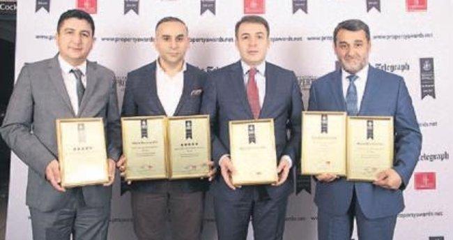 Sancaktepe'ye Avrupa'dan 6 ödül