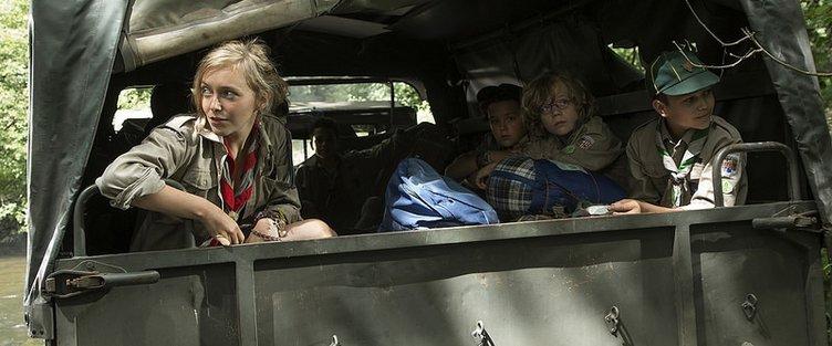 Ölüm Kampı filminden kareler