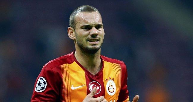 Sneijder: Çok üzgünüm