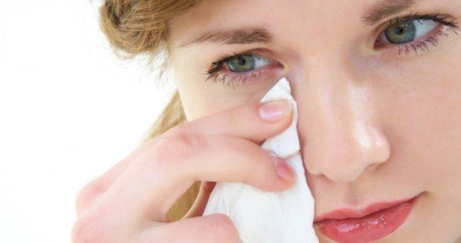 Göz ağrısı nedenleri ve tedavisi