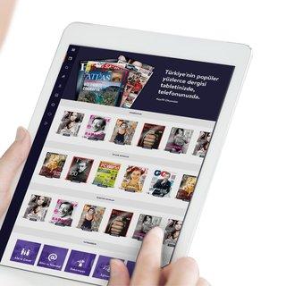 Altı ayda 7,2 milyon yayın Turkcell Dergilik'ten okundu