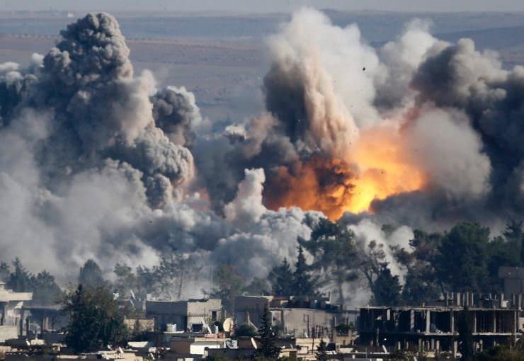 Reuters'tan 2014 yılının fotoğrafları…