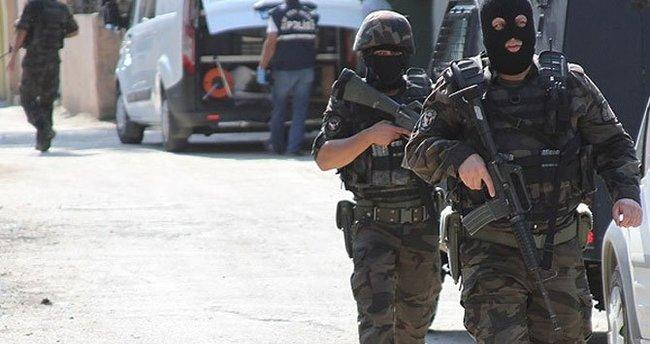 Van'daki terör operasyonu