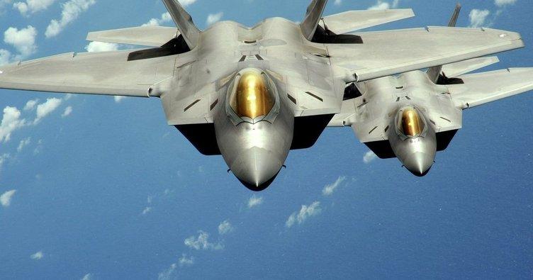 ABD savaş uçağından Rus bombardıman uçaklarına engelleme!