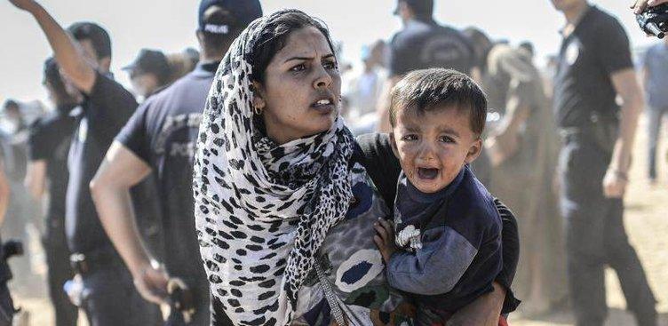 10 Soruda mültecilik