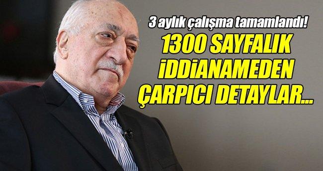 Darbe talimatını FETÖ elebaşı 'Gülen' vermiş!