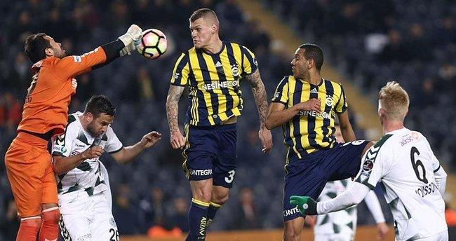 Yazarlar Fenerbahçe-Konyaspor maçını değerlendirdi