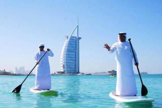 SADECE DUBAİ'DE GÖREBİLECEĞİNİZ FOTOĞRAFLAR!