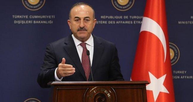 Çavuşoğlu, Eide ile telefonda görüştü!
