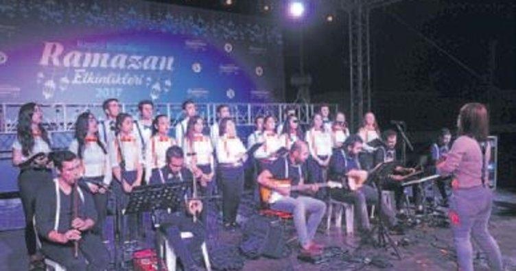 Kepezli gençlerden muhteşem konser