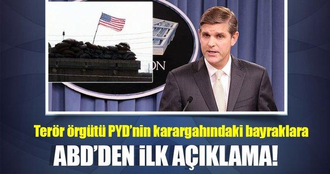 ABD bayrağına ilişkin Pentagon'dan skandal açıklama