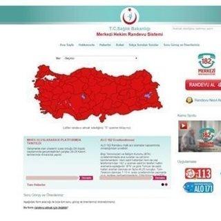 MHRS online randevu işlemleri bu adreste! - MHRS internetten randevu alma sistemi!