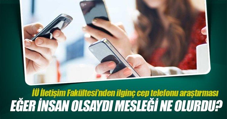 Gençler cep telefonunu arkadaş olarak görüyor