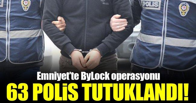63 ByLockçu polise tutuklama