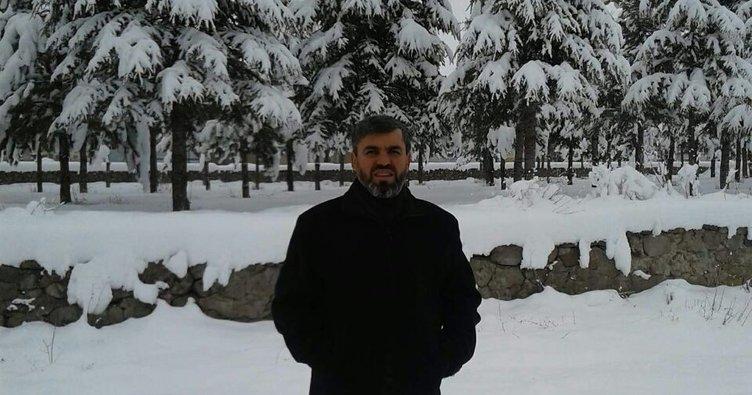 Cemaate namaz kıldırırken kalp krizi geçiren imam öldü