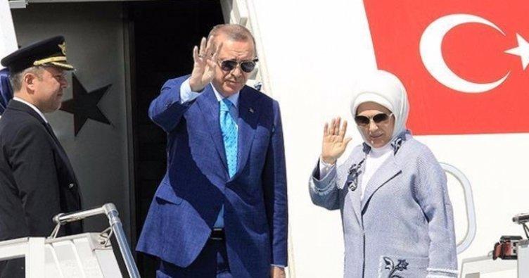 Cumhurbaşkanı Erdoğan'ın röportajı Kuveyt basınında