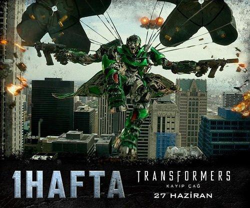 Transformers Kayıp Çağ