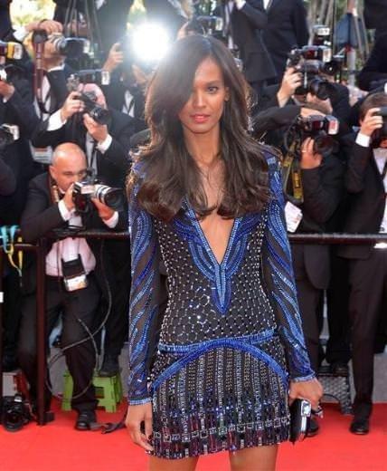 Cannes 2014'ten renkli görüntüler
