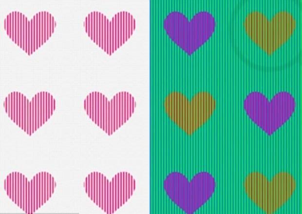 Bu kalpler ne renk?