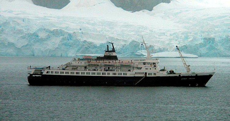 Rusya'dan, Türkiye'ye giden gemi Karadeniz'de battı