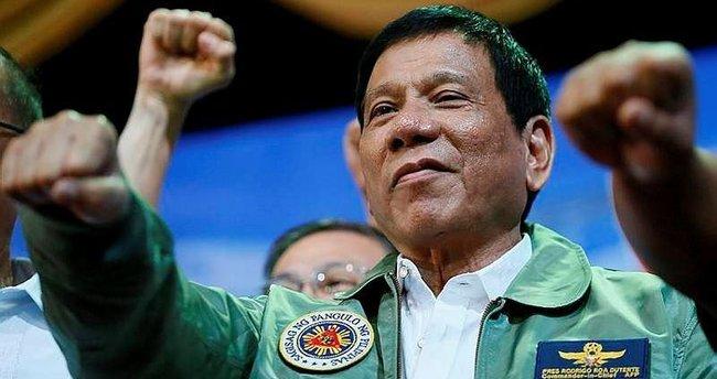 Duterte'den sert sözler: AB ülkeleri iki yüzlü