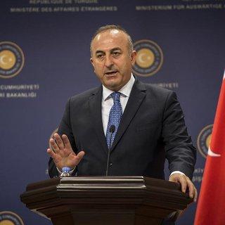Dışişleri Bakanı Çavuşoğlu Irak'ta