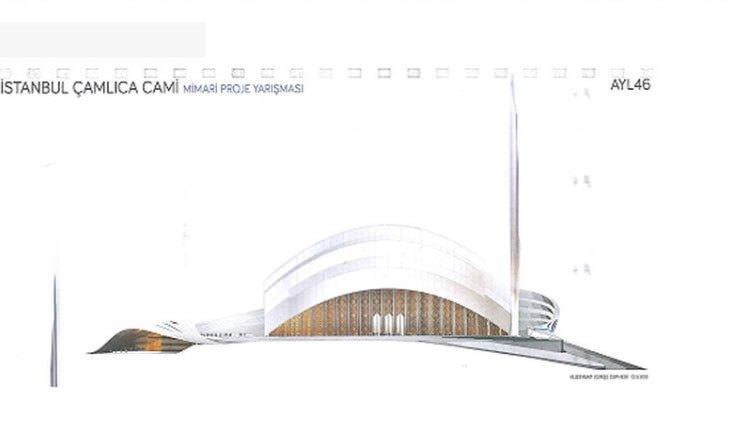 Çamlıca Camii Projesi yarışması sonuçlandı