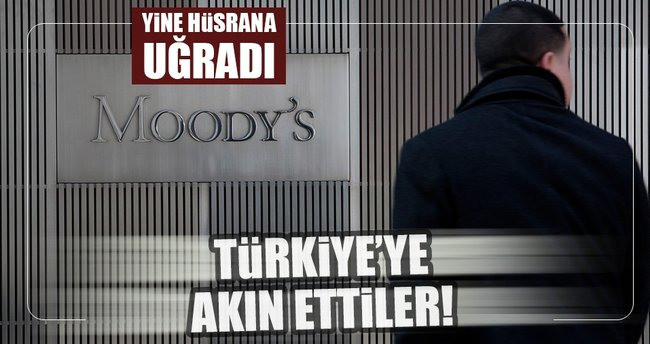 Yabancı yatırımcı Moody's'i dinlemedi
