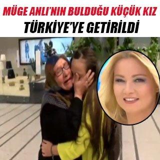 Müge Anlı'nın bulduğu Esin İmre Türkiye'ye getirildi