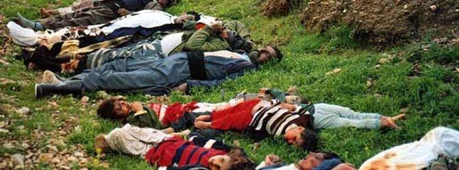 Halepçe Katliamı'nın 28. yıl dönümü!