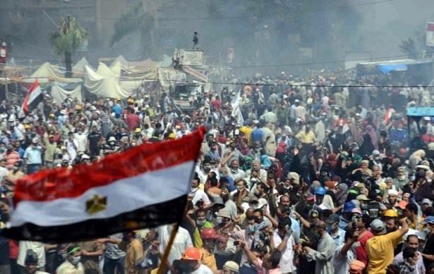 Rabia katliamının acı fotoğrafları