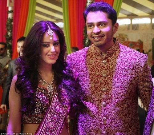 Milyon dolarlık Hint düğünü