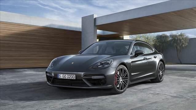 Yeni Porsche Panamera gün yüzüne çıktı