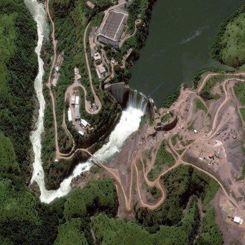 Google Earth'ün gözünden çarpıcı fotoğraflar