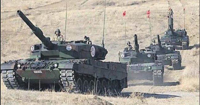 TSK, kaçırılan askerleri arıyor