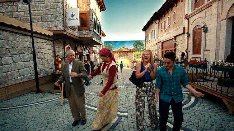Sabit Kanca 2  filminden kareler