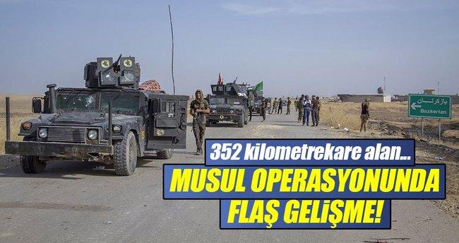 Musul Operasyonu'nda flaş gelişme!