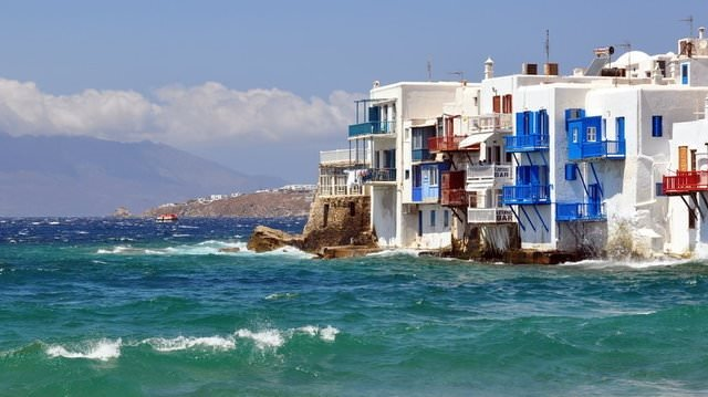 Yunan adalarının incisi Mikanos!